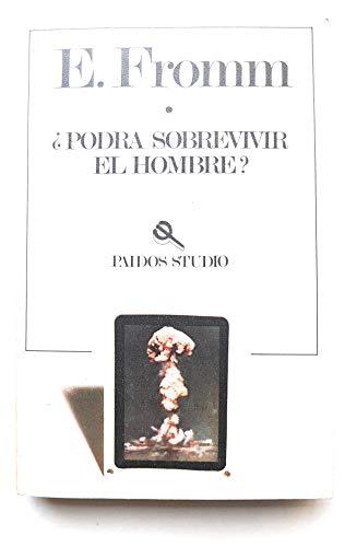 9788475090122: Podra Sobrevivir El Hombre ? (Spanish Edition)