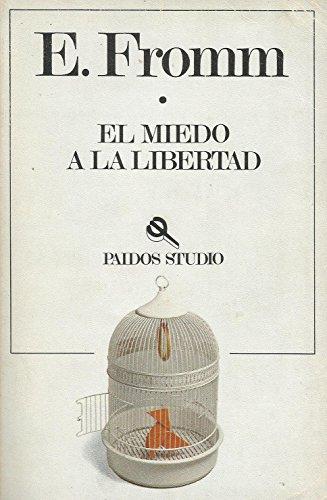 9788475090450: El Miedo a la Libertad (Studio)