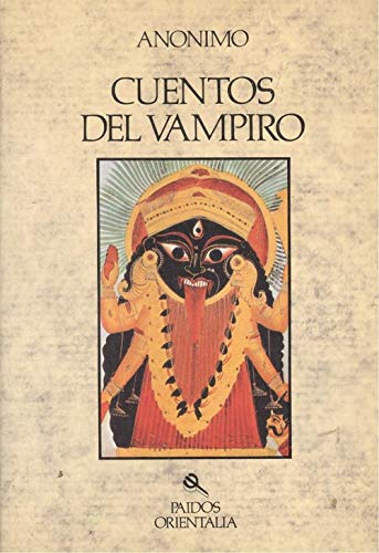 Cuentos del Vampiro (Spanish Edition): Anonimo