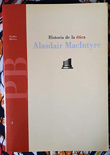 9788475090924: Historia de la etica / History of Ethics (Spanish Edition)