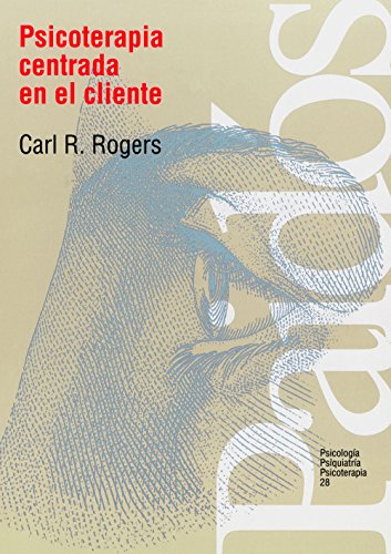 9788475090948: Psicoterapia centrada en el cliente/ Client-Centered Therapy: Practica, Implicaciones Y Teoria/ Its Current Practice, Implications, and Theory ... Psychiatry, Psychotherapy) (Spanish Edition)
