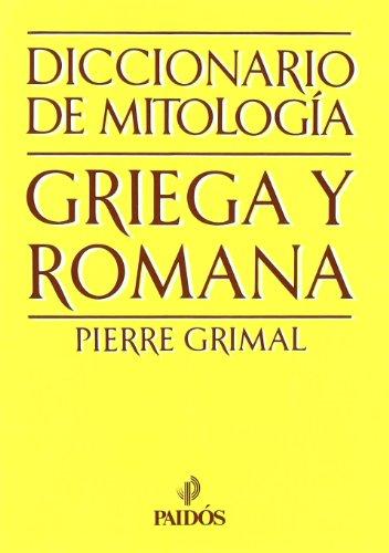 9788475091662: Diccionario de mitología griega y romana