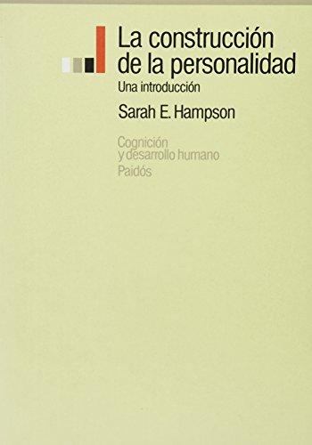 9788475093789: La construccion de la personalidad / The Construction of Personality (Spanish Edition)