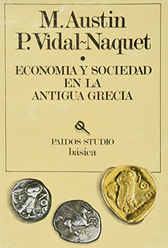 9788475093956: Economia y sociedad en la antigua Grecia / Economy and Society in Ancient Greece (Spanish Edition)