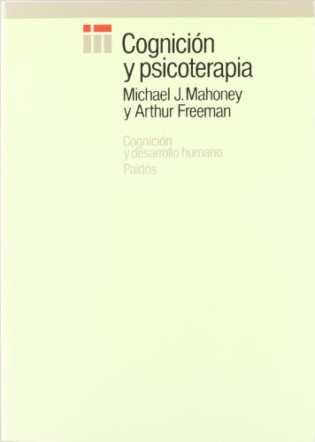 9788475094816: Cognicion Y Psicoterapia/ Cognition and Psychotherapy (Cognicion Y Desarrollo Humano / Cognitin and Human Development) (Spanish Edition)
