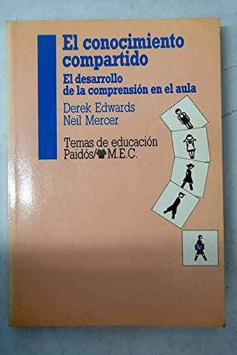 9788475094922: El conocimiento compartido / Shared Knowledge (Spanish Edition)