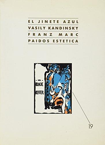 9788475095639: El jinete azul / the Blue Rider (Spanish Edition)