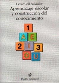 9788475095936: Aprendizaje escolar y construccion del conocimiento / School Learning and Knowledge Construction (Spanish Edition)