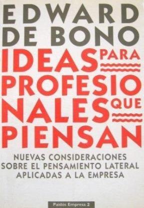 9788475096032: Ideas Para Profesionales Que Piensan (Spanish Edition)