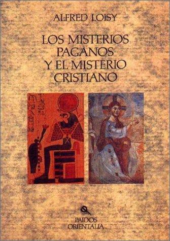 9788475096353: Misterios Paganos y El Misterio Cristiano (Spanish Edition)