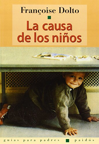 9788475096421: La causa de los ninos / The Cause of Children (Spanish Edition)