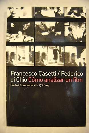 9788475096681: Como Analizar Un Film/ How to Analyze a Film (Instrumentos Paidos / Paidos Instruments) (Spanish Edition)