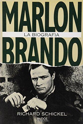 Marlon Brando (Spanish Edition): Richard Schickel