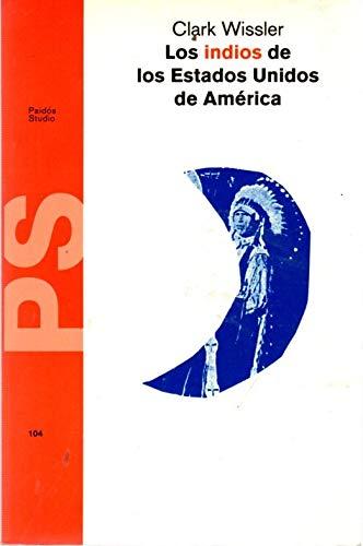 9788475099408: Los Indios de Los Estados Unidos de America (Spanish Edition)