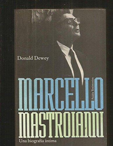 9788475099842: Marcelo Mastroianni (Spanish Edition)