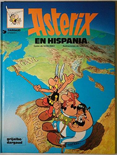 9788475100289: Asterix en hispania (Una aventura de Asterix)