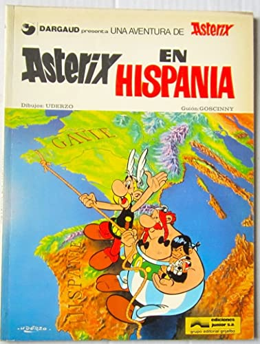 9788475100296: Asterix en hispania (ed. credito)