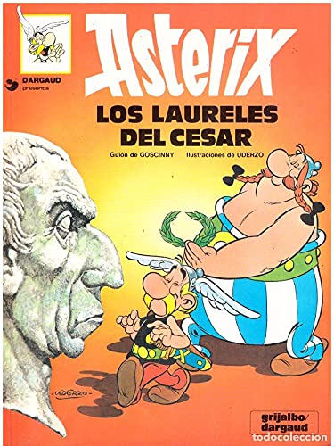 9788475100319: Asterix - Los Laureles del Cesar (Spanish Edition)