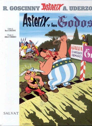 9788475100340: Asterix y Los Godos