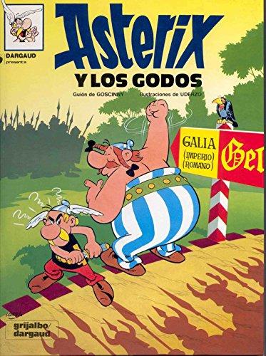 9788475100357: Asterix - Y Los Godos (Spanish Edition)