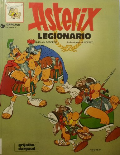 9788475100388: Asterix - Legionario
