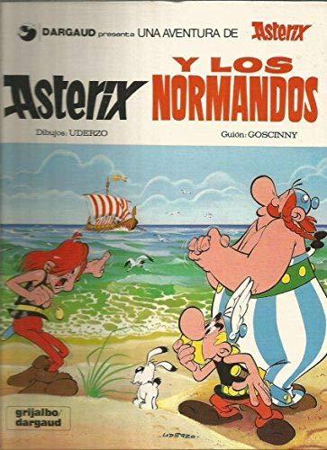 9788475100821: Asterix y los normandos (Astérix en Espa)