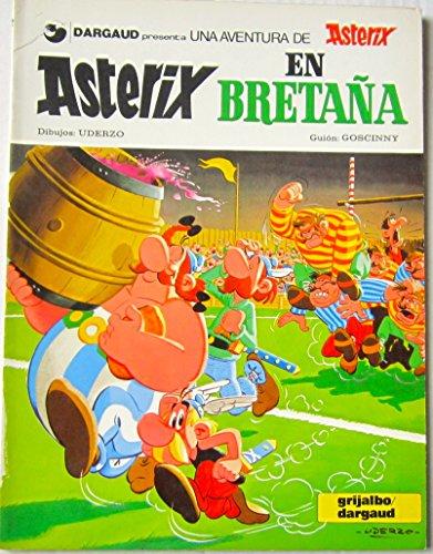 9788475100876: Asterix En Bretana