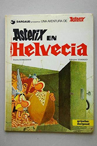 9788475100906: Astérix en Helvecia.
