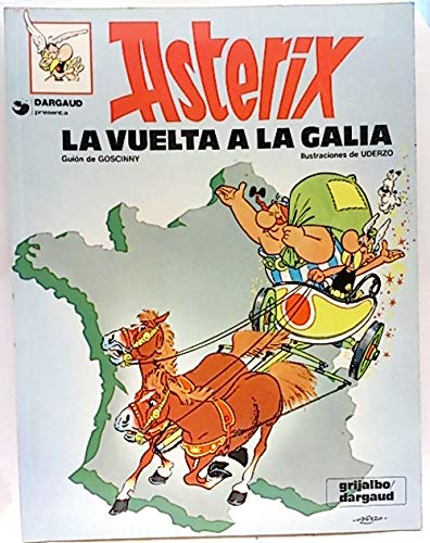 9788475101323: Asterix - La Vuelta a la Galia (Spanish Edition)