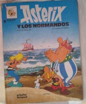 9788475101347: Asterix - Y Los Normandos (Spanish Edition)