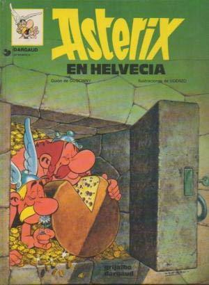 9788475101392: Asterix en helvecia