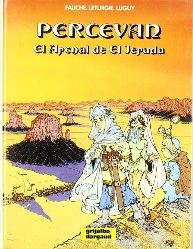 9788475103662: PERCEVAN 05. EL ARENAL DE EL JERADA (CÓMIC EUROPEO)