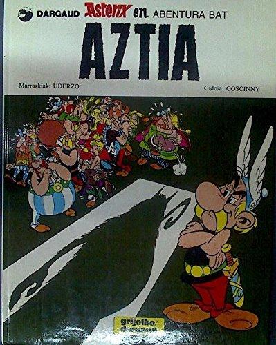 9788475103907: Aztia (Asterix (euskeraz))