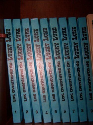 9788475103983: Las aventuras de lucky luke (9 volumenes)
