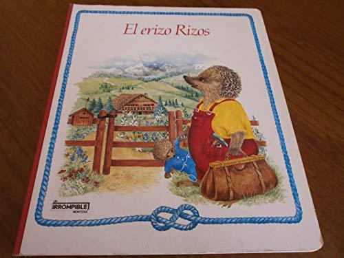 El Erizo Rizos [Spanish Text]: Dalmais, Anne-Marie