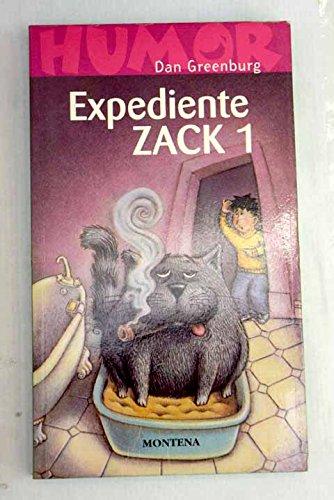 9788475159348: Expediente Zack 1