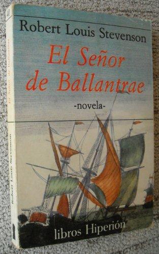 9788475170015: El señor de Ballantrae (Libros Hiperión)