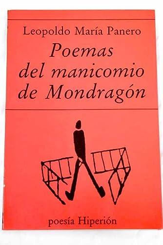 9788475172095: Poemas del manicomio de Mondragon (Poesia Hiperion) (Spanish Edition)