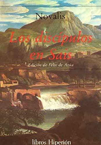 9788475172286: Los discípulos en Sais (Libros Hiperión)