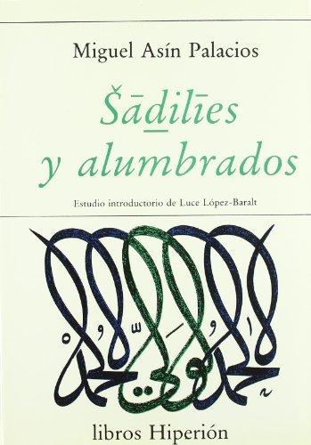 9788475172866: SADILIES Y ALUMBRADOS