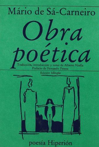 9788475173030: Obra poética (Poesía Hiperión)