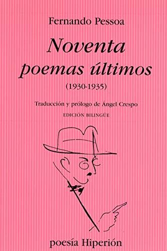 9788475173801: Noventa Poemas Ultimos