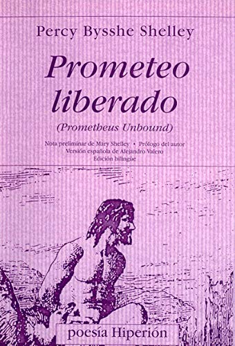 9788475174143: Prometeo Liberado (Spanish Edition)