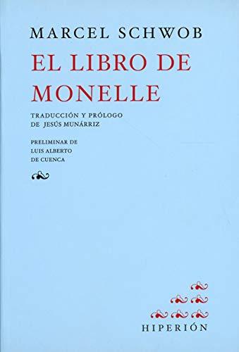 9788475174310: El libro de Monelle (Libros Hiperión)
