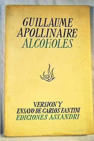 9788475174341: Alcoholes (Poesía Hiperión)