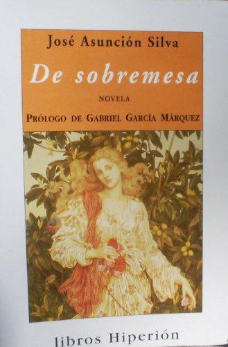 9788475174754: De sobremesa (Libros Hiperión) (Spanish Edition)