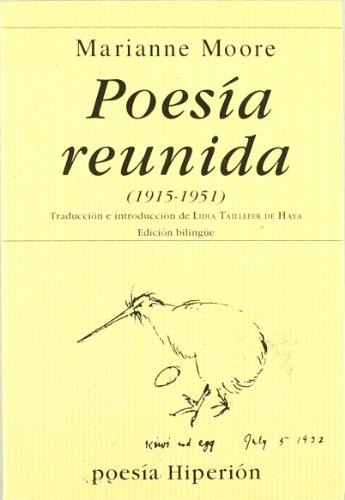 9788475174792: Poesía reunida, 1915-1951 (Poesía Hiperión)