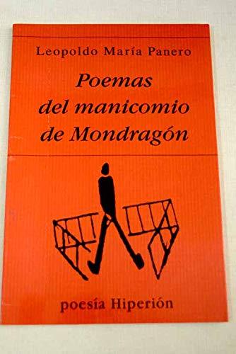 9788475175133: Poemas del manicomio de Mondragón