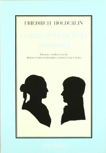 9788475175492: Correspondencia amorosa (Libros Hiperión)