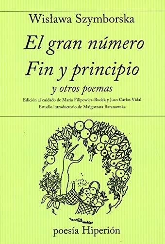 9788475176147: El Gran Numero Fin y Principio (Spanish Edition)
